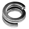 ECONOMY DOUBLE COIL LOCK WASHER