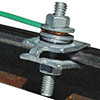ECONOMY I-BEAM GROUND CLAMP