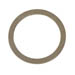 FLAT WASHER BRASS NICKEL PLATED