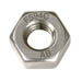 HEX NUT 18-8 STAINLESS STEEL