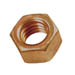 HEX NUT SILICON BRONZE