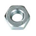 HEX NUT GRADE 2 ZINC PLATED