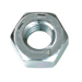 HEX NUT GRADE 8 STEEL ZINC PLATED