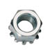 KEP LOCKNUT ZINC PLATED