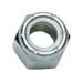 NYLON INSERT STOP NUT ZINC PLATED