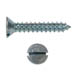 SLOTTED FLAT HEAD AB TAPPING SCREW