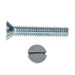 SLOTTED FLAT HEAD MACHINE SCREW
