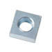 SQUARE MACHINE SCREW NUT ZINC PLATED