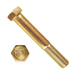 BRASS HEX CAP SCREW
