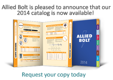 Allied Bolt Product Catalog for 2014