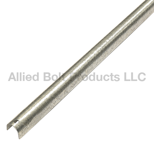 U-2 GALVANIZED CABLE GUARD 8FT