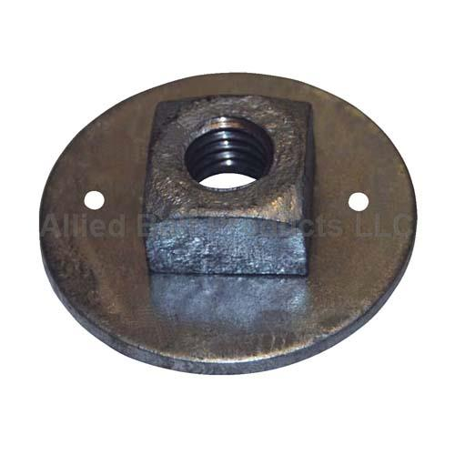 "3/4""-10 WELDED WASHER NUT HDG"
